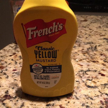 Photo of French's Classic Yellow Mustard uploaded by Lorena M.
