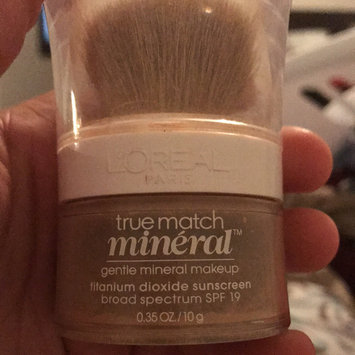 Photo of L'Oréal Paris True Match™ Mineral Foundation uploaded by Tatianna L.
