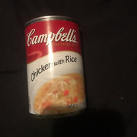 Campbell's® Chicken with Rice Condensed Soup uploaded by Marjorie S.