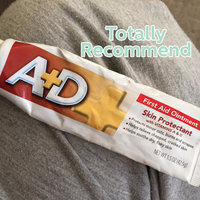 A+D Diaper Rash Ointment & Skin Protectant uploaded by Wendy C.