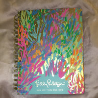 Lilly Pulitzer Agenda uploaded by Bailey D.