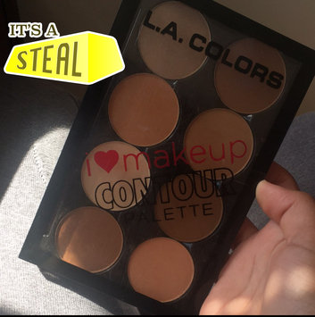 Photo of L.A. Colors I Heart Makeup Contour Palette uploaded by Melody C.