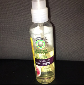 Photo of Herbal Essences Wild Naturals Rejuvenating Oil Elixir uploaded by Cynthia A.