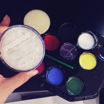 Photo of Snazaroo Classic Face Paint, 18ml, White uploaded by Mia J.