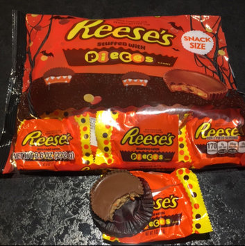 Photo of Reese's Pieces Peanut Butter Cup uploaded by Heather K.