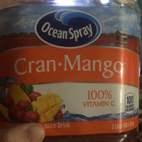 Ocean Spray 100% Juice Cranberry Mango uploaded by Victoria M.