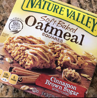 Nature Valley Cinnamon Brown Sugar Soft-Baked Oatmeal Squares uploaded by Jonna S.