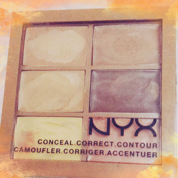 NYX Conceal, Correct, Contour Palette uploaded by Debbie M.