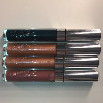 Photo of ColourPop Ultra Glossy Lips uploaded by Amber V.