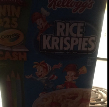 Photo of Kellogg's® Rice Krispies® Cereal uploaded by Niasia W.