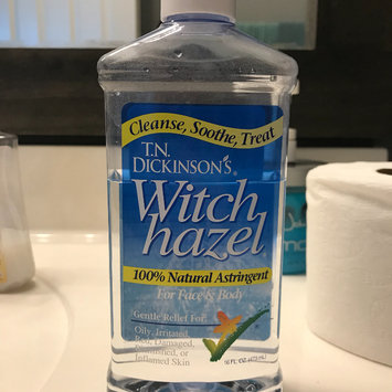 Photo of T.N. Dickinson's Witch Hazel Astringent uploaded by Syra P.