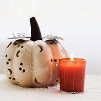 NEST Pumpkin Chai Scented Candle 2.0 oz/ 57 g uploaded by Katie (.