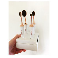 Iconic London EVO Brush Set of 4 - Black and Gold uploaded by Isobella T.