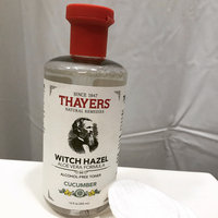 Thayers Witch Hazel Facial Mist Alcohol-Free Toner - Cucumber, 8 oz uploaded by Kylie O.