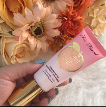 Photo of Too Faced Primed & Peachy Cooling Matte Perfecting Primer uploaded by Hiroko N.