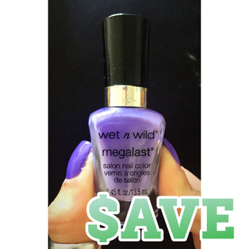Photo of Wet N Wild Megalast Nail Color uploaded by Liz H.