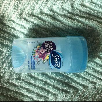 Photo of Secret Deodorant, Crystal Clear Gel - Ooh-La-La Lavender uploaded by MK J.