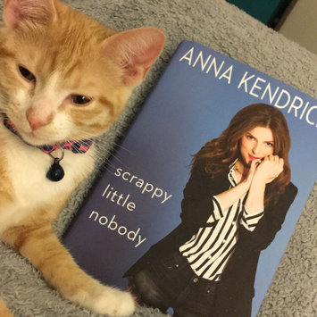 Photo of Levy Scrappy Little Nobody (Hardcover) by Anna Kendrick uploaded by Gretchen L.
