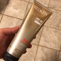Redken Frizz Dismiss FPF 40 Rebel Tame Leave-In Smoothing Control Cream uploaded by Samantha S.