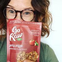 Go Raw Pizza Flax Snax uploaded by Liz C.