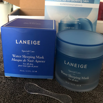 Photo of LANEIGE Water Sleeping Mask uploaded by Courtney V.