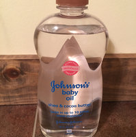 Johnson's Baby Oil with Shea & Cocoa Butter uploaded by MK J.