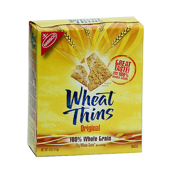 Photo of Nabisco Wheat Thins Original Crackers uploaded by Lynda B.