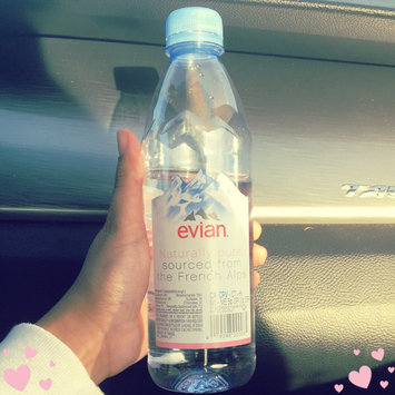 Photo of Evian® Natural Spring Water uploaded by Zineb Y.