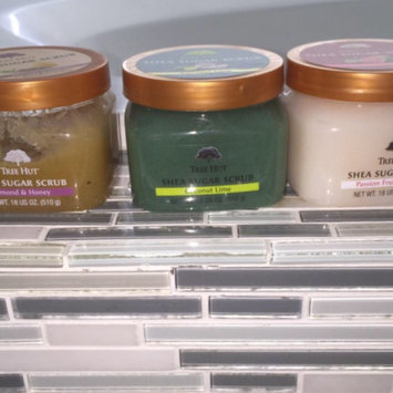 Photo of Tree Hut Coconut Lime Shea Sugar Scrub uploaded by Ane K.