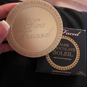Too Faced Chocolate Soleil Matte Bronzer uploaded by Haylee G.