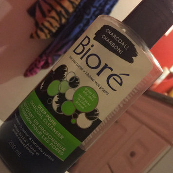 Photo of Biore® Charcoal Acne Clearing Cleanser uploaded by Chantal S.