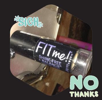 Photo of Maybelline Fit Me® Shine-Free + Balance® Stick Foundation uploaded by Hazel S.