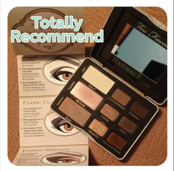 Too Faced Natural Eyes Shadow Collection uploaded by Kat J.