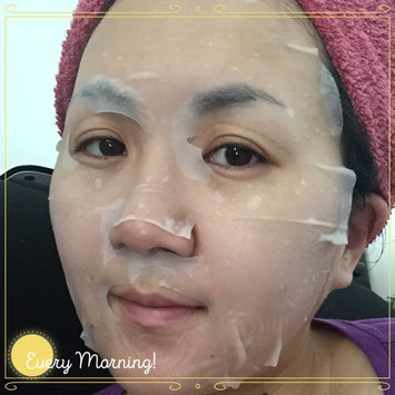 Photo of INSOLUTION Leaders Teatree Relaxing Mask uploaded by Stephanie Y.