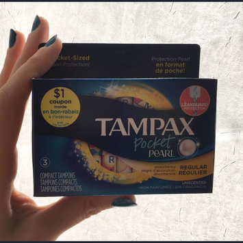 Photo of Tampax Pocket Pearl Regular uploaded by Nicole C.