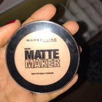 Maybelline Matte Maker Mattifying Powder uploaded by Karla B.