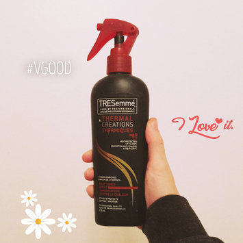Photo of TRESemme Thermal Creations Heat Tamer Protective Spray uploaded by Nicole M.