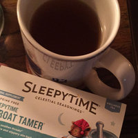 Celestial Seasonings® Sleepytime® Throat Tamer Caffeine Free uploaded by Wendy C.