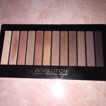 Makeup Revolution Redemption Eyeshadow Palette Iconic 3 uploaded by Catherine L.