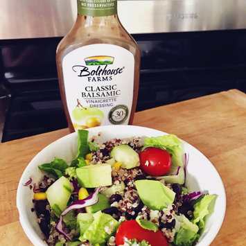Photo of Bolthouse Farms Extra Virgin Olive Oil Vinaigrette Classic Balsamic uploaded by Mary N.