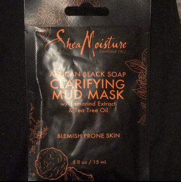 Photo of SheaMoisture African Black Soap Clarifying Mud Mask uploaded by kyra e.