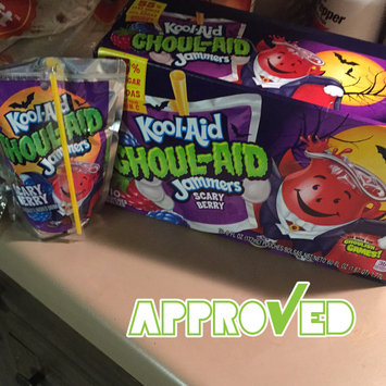 Photo of Kool-Aid Jammers Ghoul-Aid Scary Berry Flavored Drink uploaded by Wendy C.