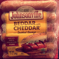 Johnsonville® Beddar with Cheddar Smoked Sausage uploaded by Amanda R.