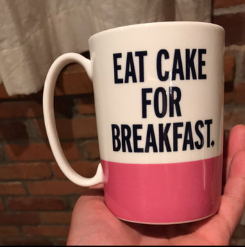 Photo of kate spade new york Thermal Mug, Eat Cake for Breakfast uploaded by Alexandra C.