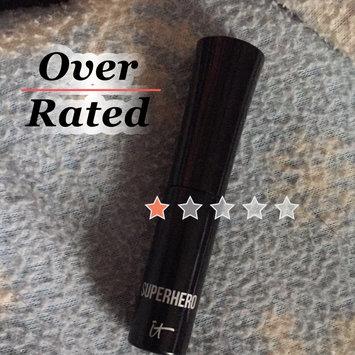 It Cosmetics Superhero Elastic Stretch Volumizing Mascara uploaded by Wendy C.