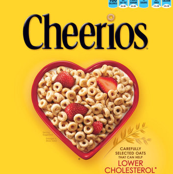 Photo of Cheerios General Mills Cereal uploaded by Andrea I.