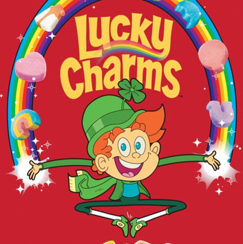 Photo of Lucky Charms Cereal uploaded by Andrea I.