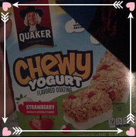 Quaker® Chewy  Yogurt Granola Bar Strawberry uploaded by Jaimee L.