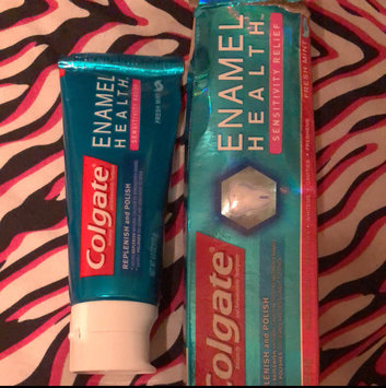 Photo of Colgate Enamel Health Sensitivity Relief Toothpaste uploaded by Holly M.