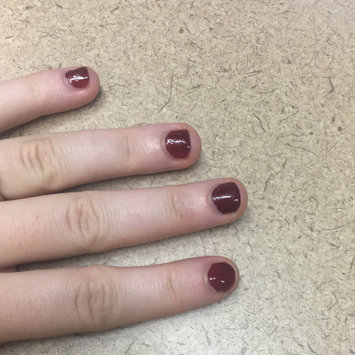 Photo of OPI Infinite Shine Nail Lacquer, Can't Be Beet! IS L13 0.5 Fluid Ounce uploaded by McKenzie H.
